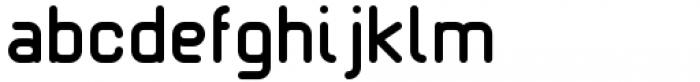 Margoth Bold Font LOWERCASE