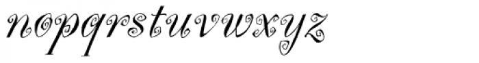 Marguerita Font LOWERCASE