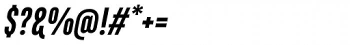 Marianina Cn FY Bold Italic Font OTHER CHARS