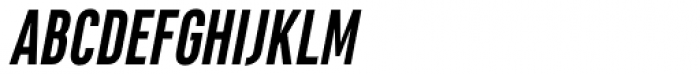 Marianina Cn FY Bold Italic Font UPPERCASE