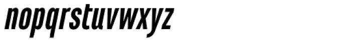 Marianina Cn FY Bold Italic Font LOWERCASE
