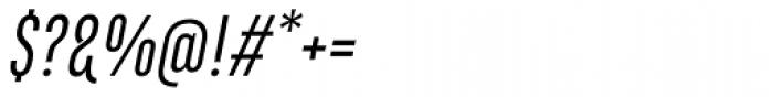 Marianina Cn FY Italic Font OTHER CHARS