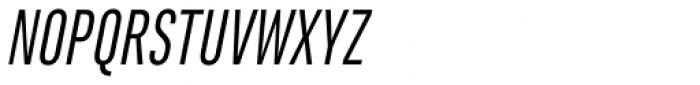 Marianina Cn FY Italic Font UPPERCASE