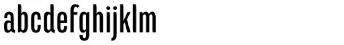 Marianina Cn FY Medium Font LOWERCASE