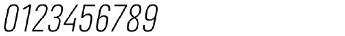 Marianina FY Light Italic Font OTHER CHARS