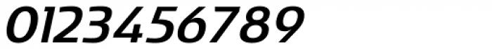 Marintas SemiBold Italic Font OTHER CHARS