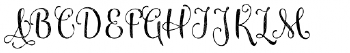Maris Halftone Light Font UPPERCASE
