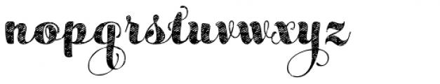 Maris Jean Black Font LOWERCASE