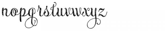 Maris Jean Light Font LOWERCASE