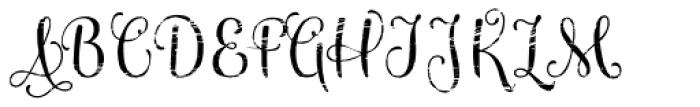 Maris Wood Light Font UPPERCASE