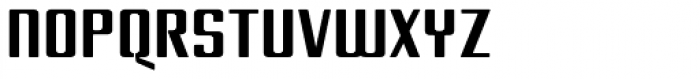 Marjoram Expanded Italic Font UPPERCASE