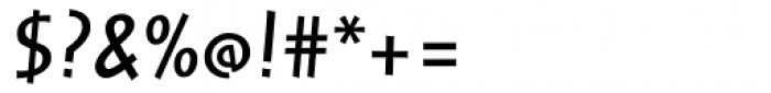 Markin Italic Font OTHER CHARS