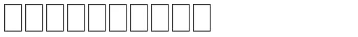 Marlett Font OTHER CHARS
