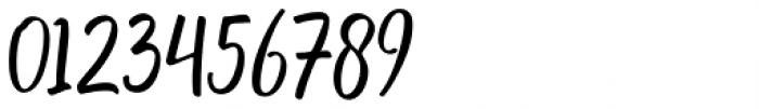 Marliesta Regular Font OTHER CHARS