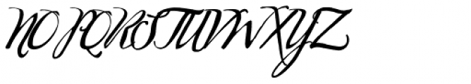 Marmelade Plus Font UPPERCASE