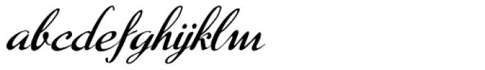 Marmelade Plus Font LOWERCASE