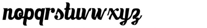 Marmellata Jar 01 Font LOWERCASE