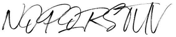Marquette Regular Font UPPERCASE
