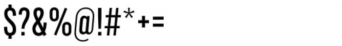 Marsden Compact Medium Font OTHER CHARS