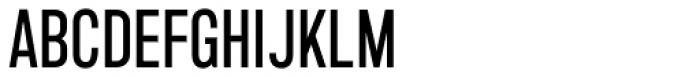 Marsden Compact Medium Font UPPERCASE