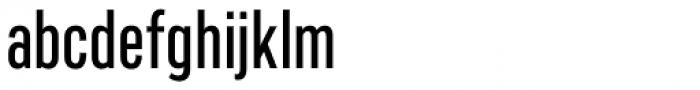 Marsden Compact Medium Font LOWERCASE
