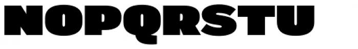 Marsden Extended Super Font UPPERCASE
