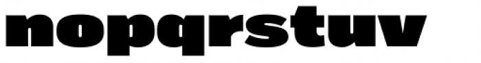 Marsden Extended Super Font LOWERCASE