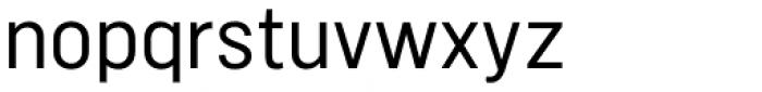 Marsden Narrow Regular Font LOWERCASE