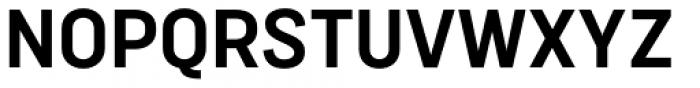 Marsden Narrow Semi Bold Font UPPERCASE