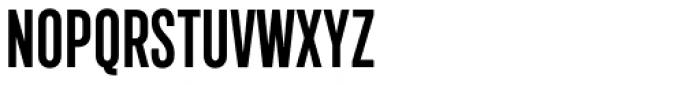 Marsden Slim Semi Bold Font UPPERCASE
