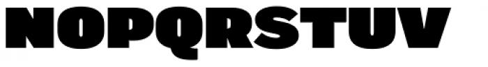 Marsden Super Font UPPERCASE