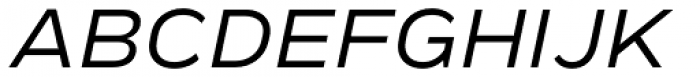 Marsden Text Extended Italic Font UPPERCASE