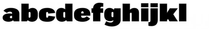 Marsden Ultra Font LOWERCASE