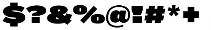 Marsden Wide Super Font OTHER CHARS