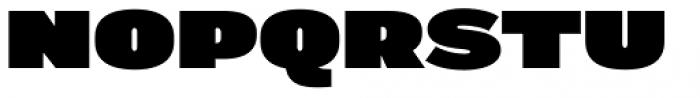 Marsden Wide Super Font UPPERCASE