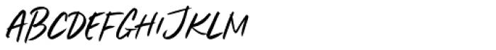 Marshmallow Hot Chocolate Regular Font LOWERCASE
