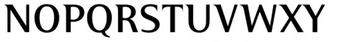Mart Medium Font UPPERCASE