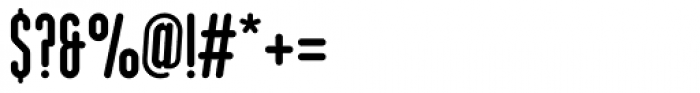 Marten Font OTHER CHARS