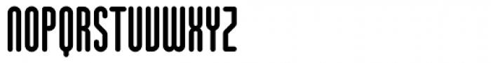Marten Font UPPERCASE
