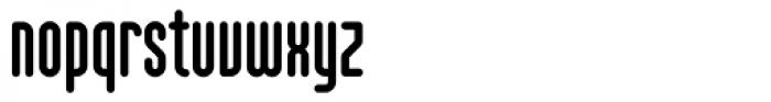 Marten Font LOWERCASE