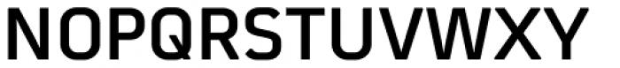 Martian B Medium Font UPPERCASE