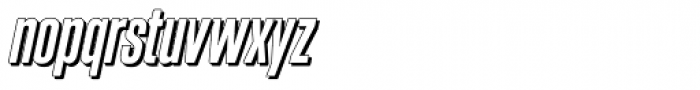Martines No 21 Font LOWERCASE