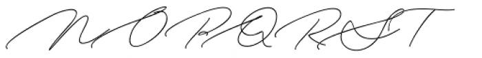 Martoni Clean Font UPPERCASE