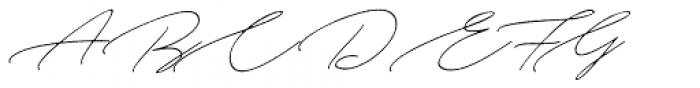Martoni Rough Font UPPERCASE