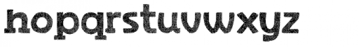 Marty Spring Font LOWERCASE