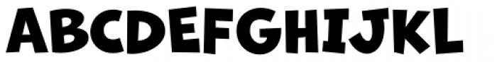Marvin Font UPPERCASE