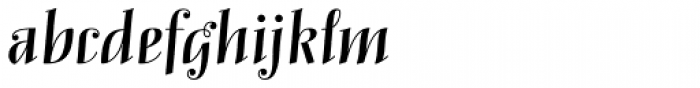 Mary Read SemiBold Font LOWERCASE