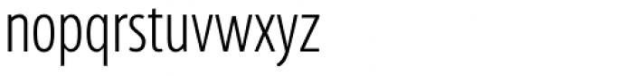 MaryTodd Light Font LOWERCASE