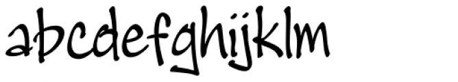 Masato Font LOWERCASE