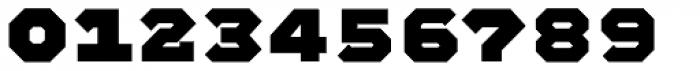 Mashine ExtraBold Font OTHER CHARS